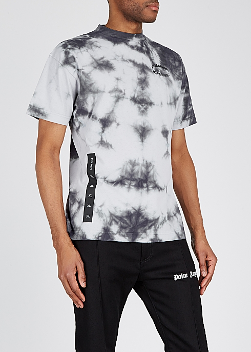 Palm Angels - Grey Tie-Dye / $135Tie-dye that doesn't take over your whole look!