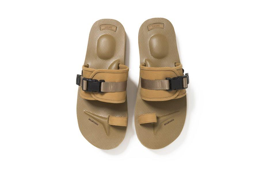 Suicoke - NONNATIVE EDITION HUNTER / $297The best of the camp and tourist sandals combined into one mega pair of slides.