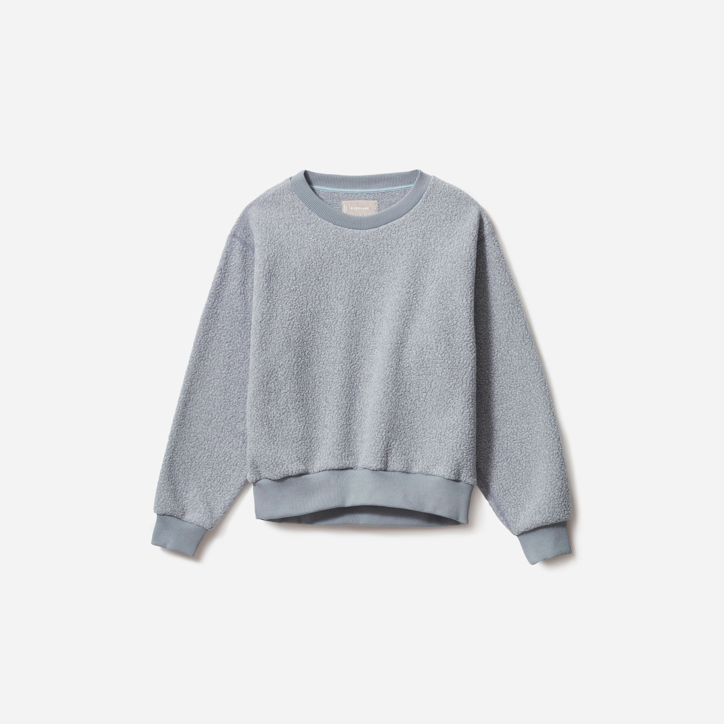 Everlane - ReNew Fleece / $55Make your impending cry session a cozy one with this light weight fleece!