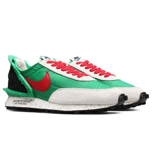 """Nike - Daybreak / $160""""Originally released in 1979, the Nike Daybreak sports a classic running shoe nylon/suede upper construction, atop a flared EVA midsole, a mix of simple good looks accommodating ever improving technology that characterized the era's running shoe design."""""""
