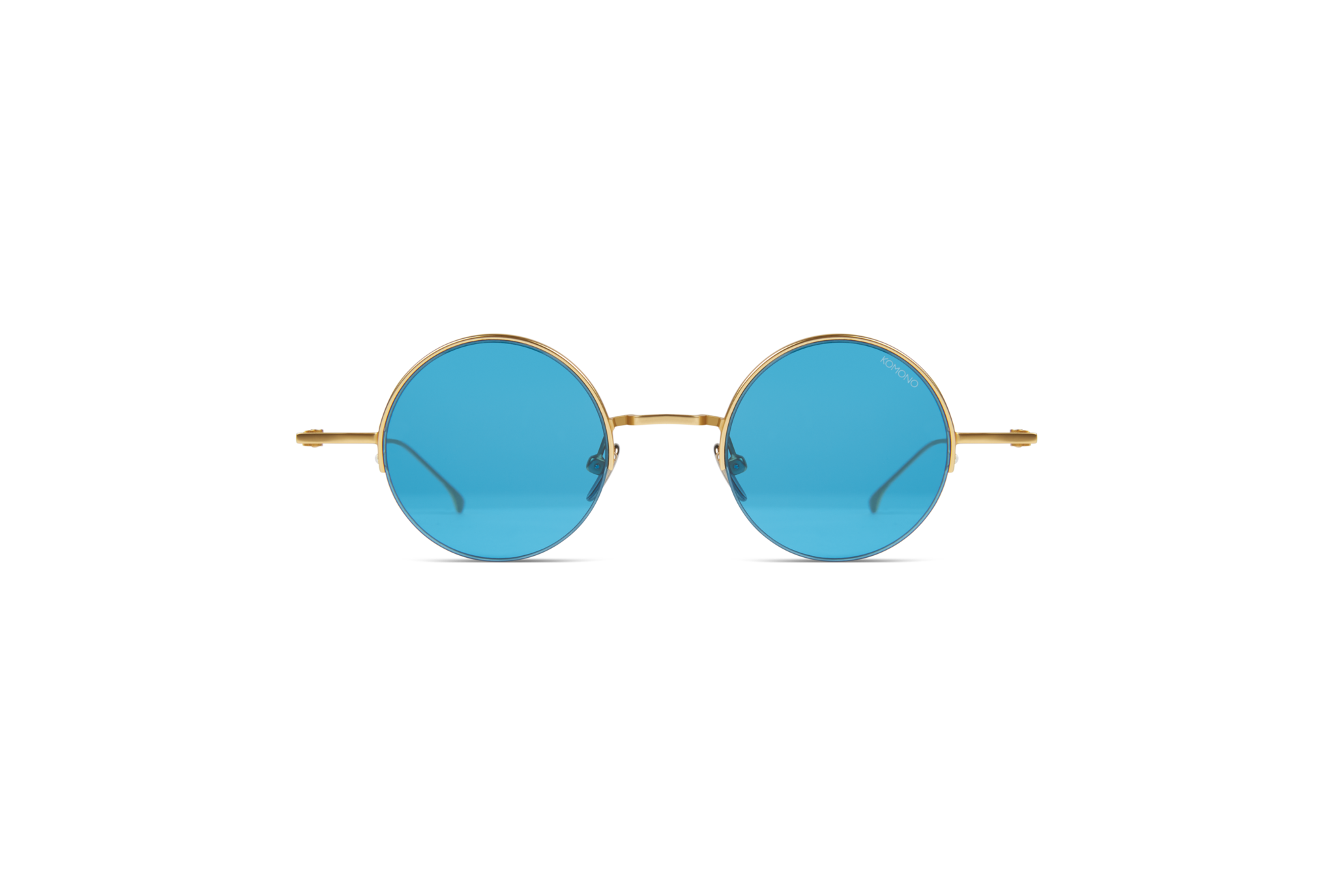 Komono - The Elton / $119The easiest way to make a boring outfit cool is by adding fun, tinted, tiny sunglasses!