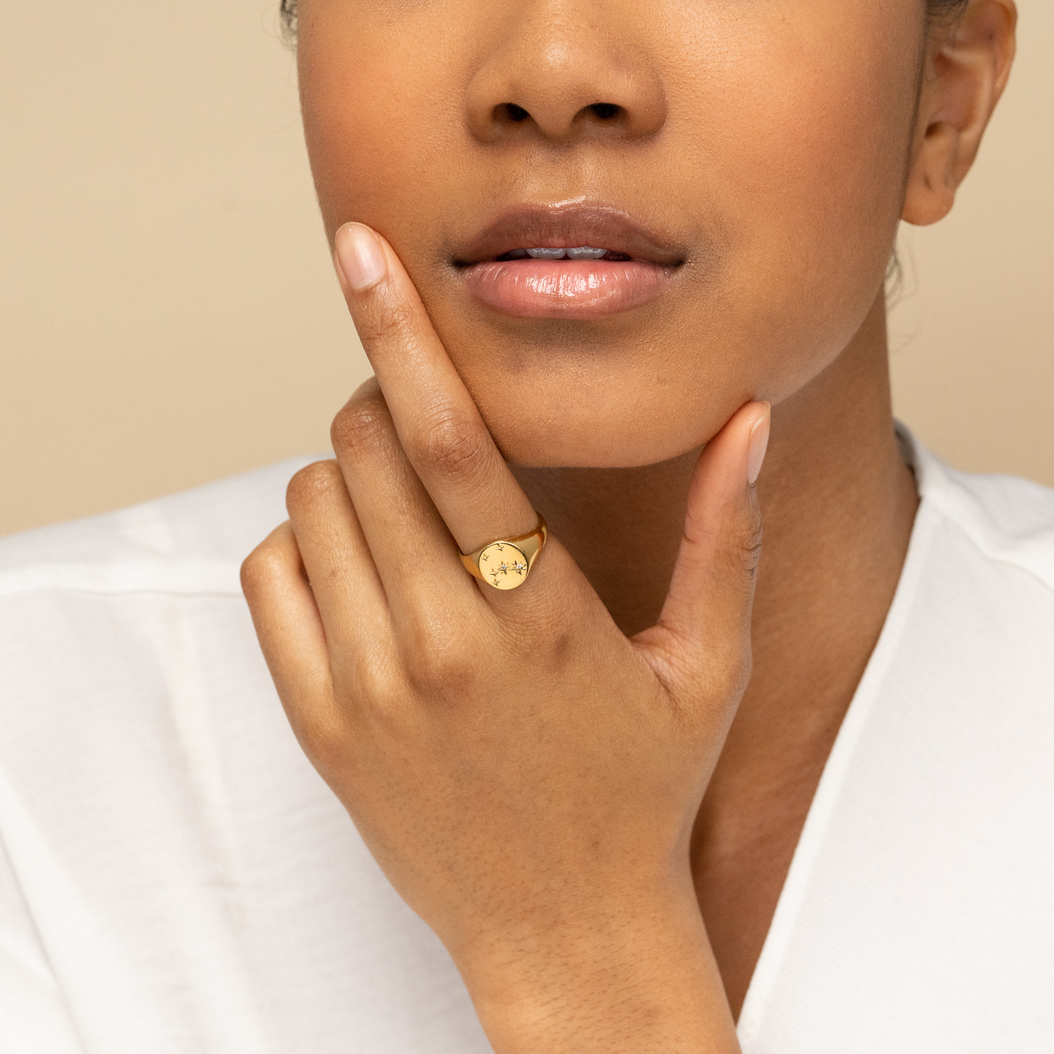Mejuri - Leo Ring / $69The zodiac reinvented, totally cool and actually minimal!