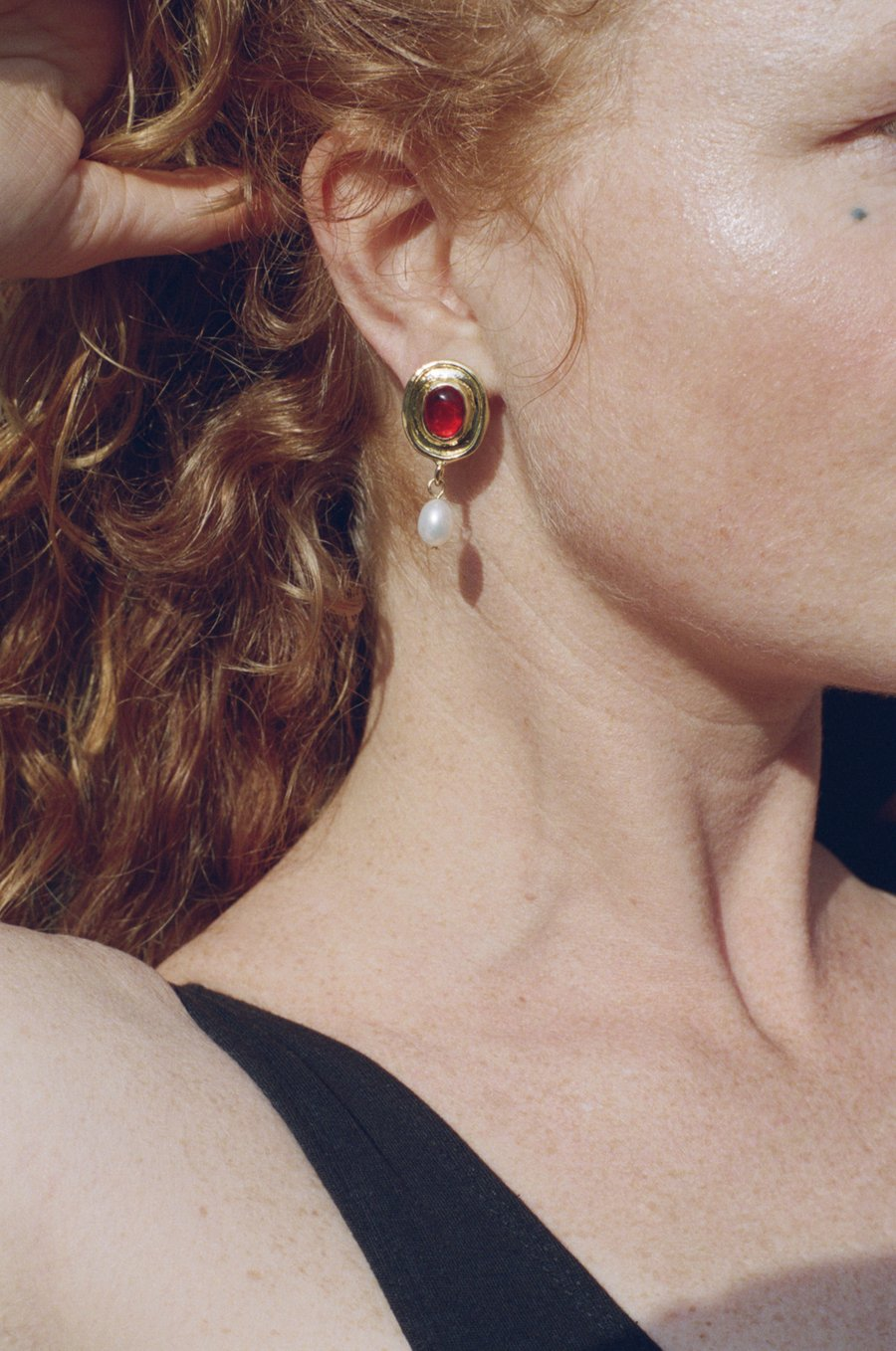 Viva Earrings - $260For those days when your outfit needs a glamorous boost.