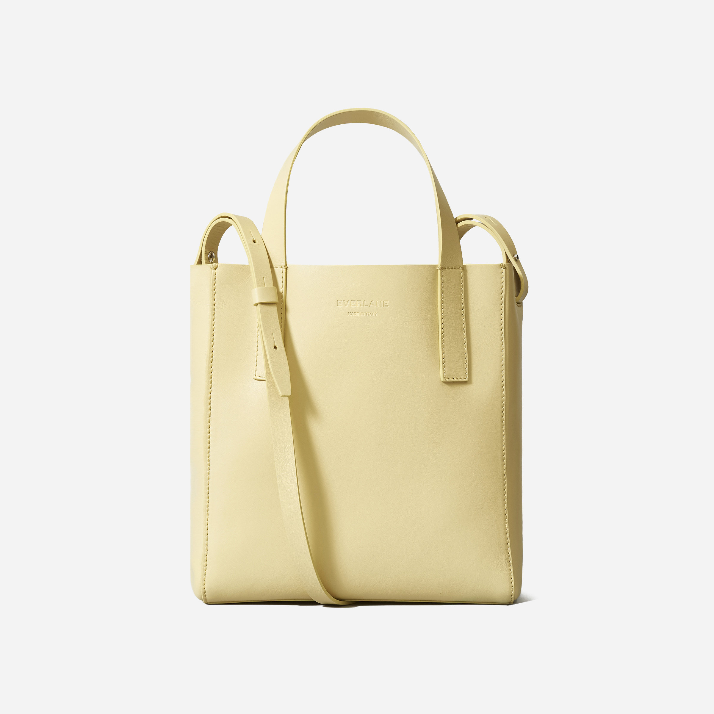 Everlane - Day Tote, Mini / $155The Day Tote Mini: Smaller size—same all day hustle.