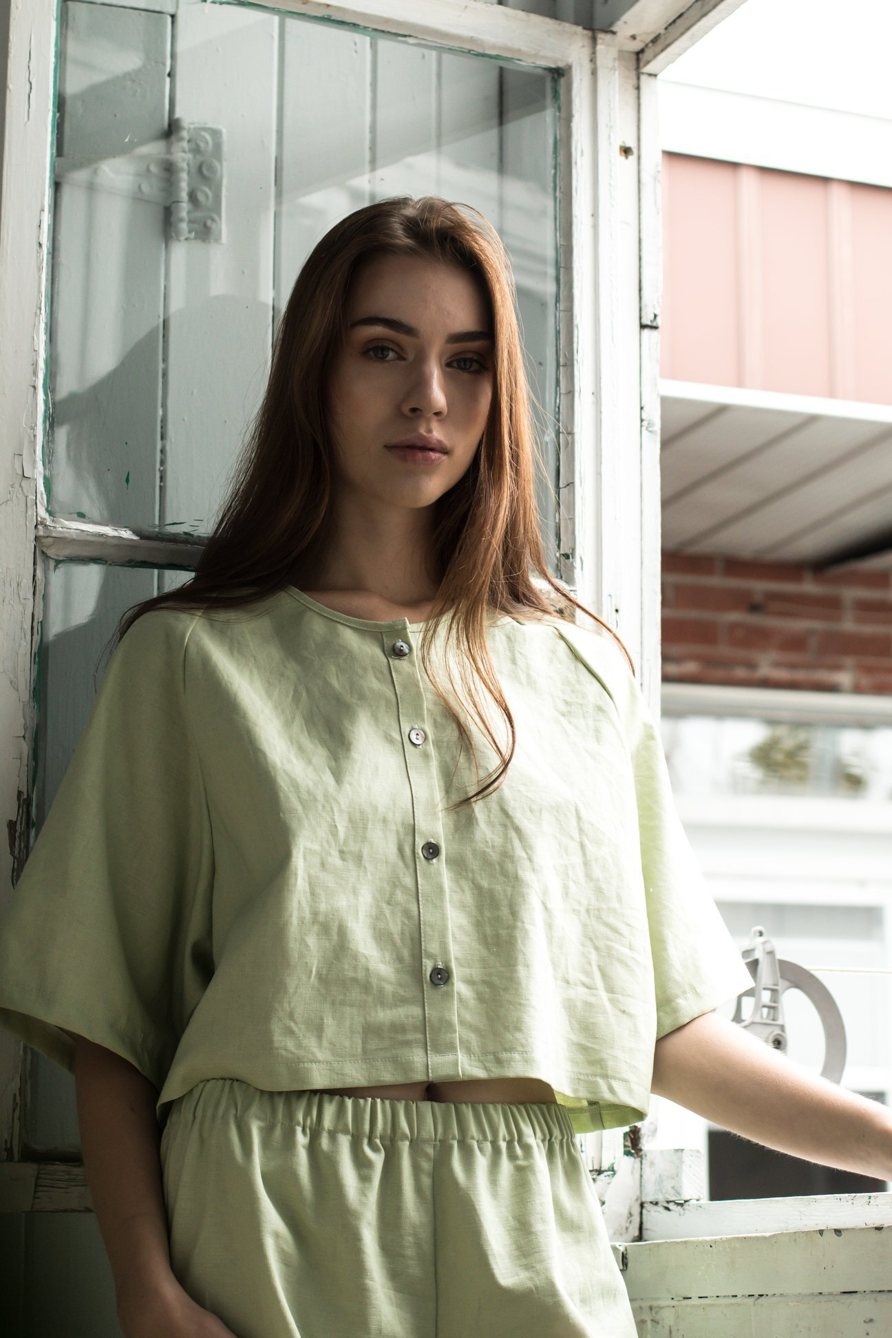 Aleur - Vesterbro Tee / $89This effortless top is so versatile you'll end up reaching for it all year long.