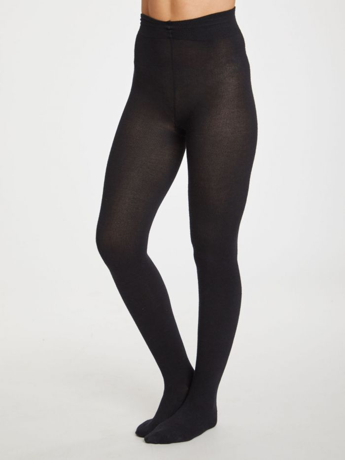 Thought - Elgin Bamboo Tights / $18Made from organic bamboo and cotton, these are the softest tights to help all of your summer dresses transition into fall. Plus they come in a bunch of colors and different styles.