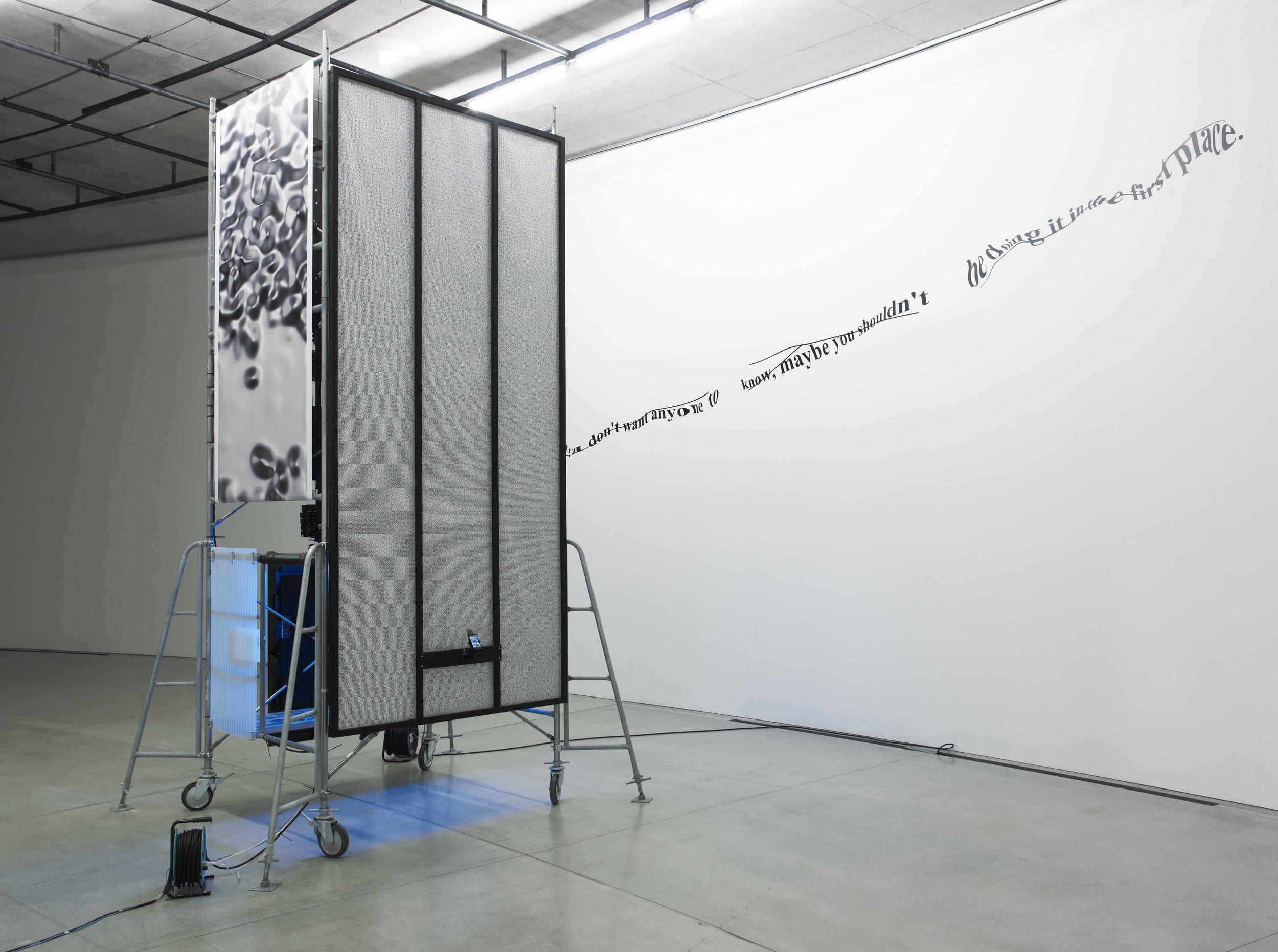 Installation View. Photo Credit: Tadasu Yamamoto Courtesy of: ACAC