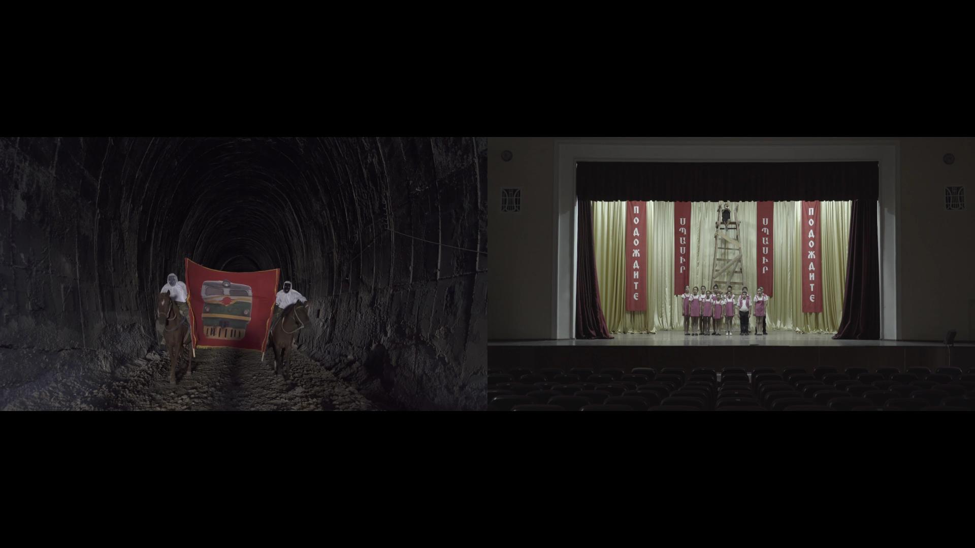 A Passage  (Video Still), 2018