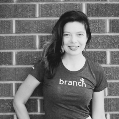 Mada Seghete - Co-Founder & Head of Marketing, Branch