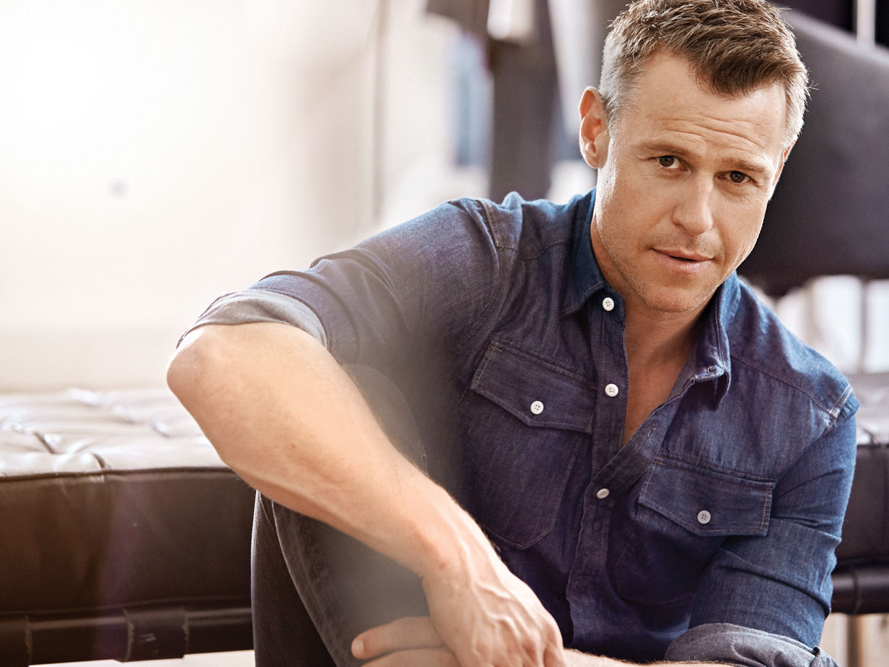 Checking in with the Heart Doctor - We chat with Aussie actor Rodger Corser about life, family, work, and finally being a 'normal person.'.