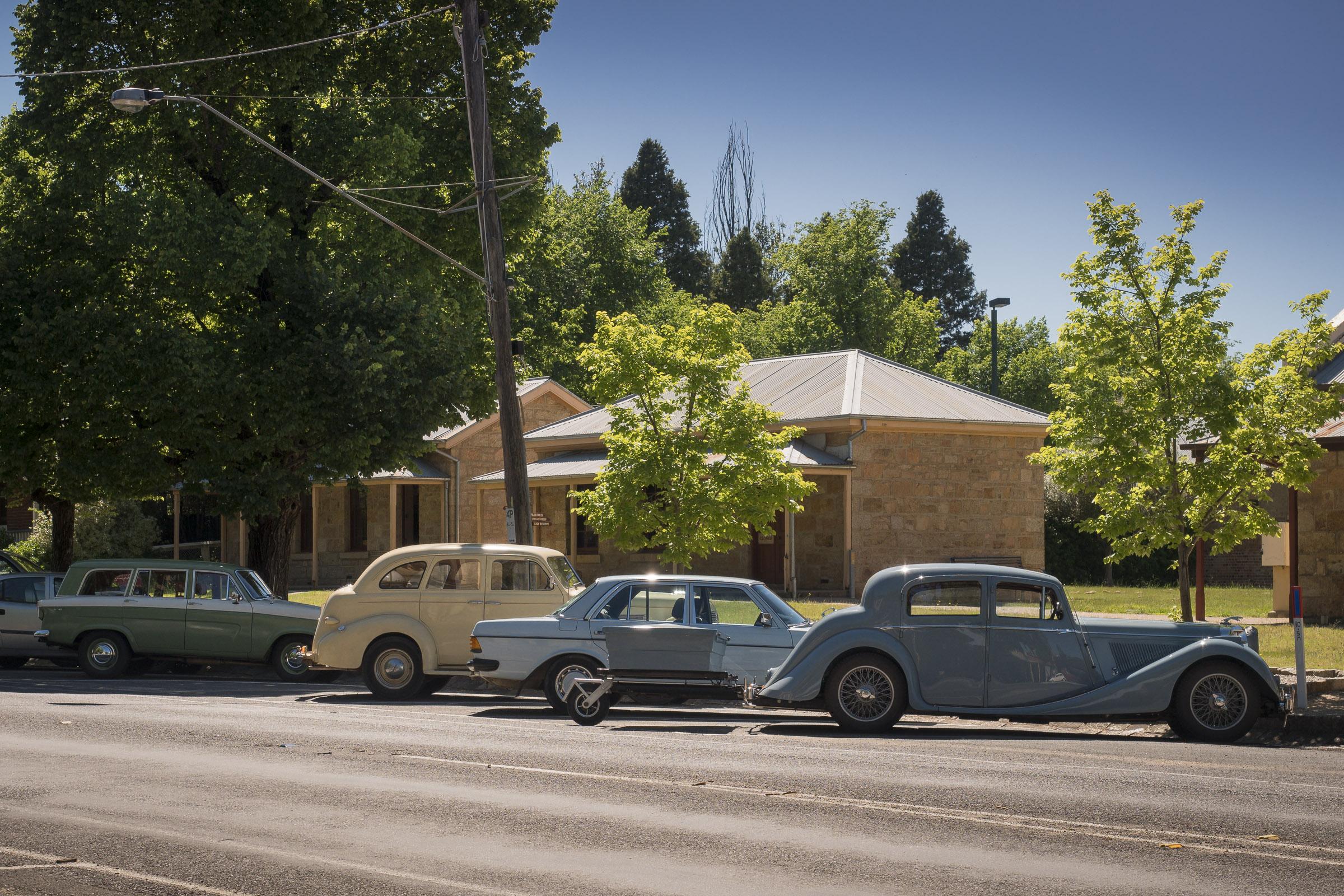 Beechworth historic precinct