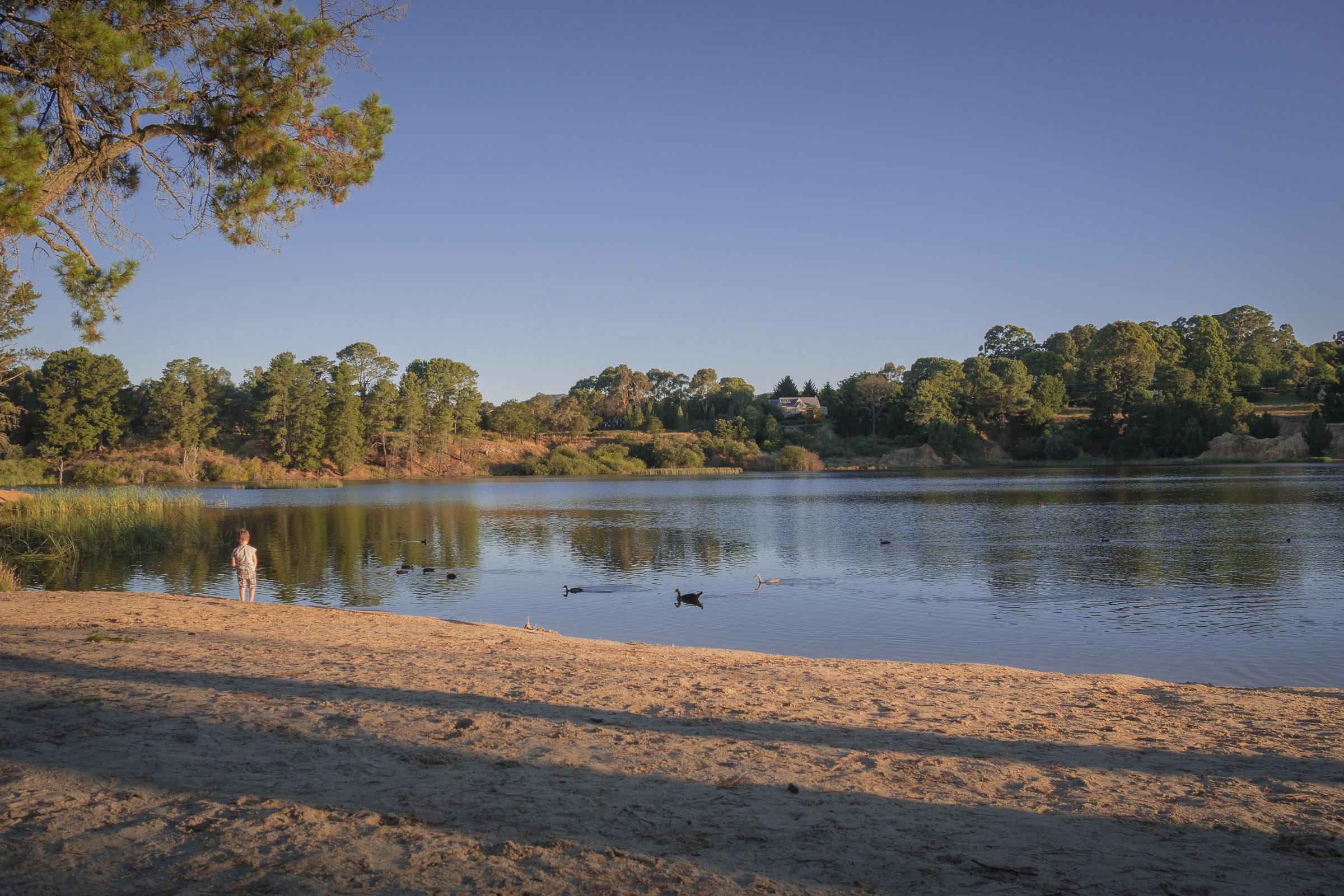 Lake Sambell, Beechworth