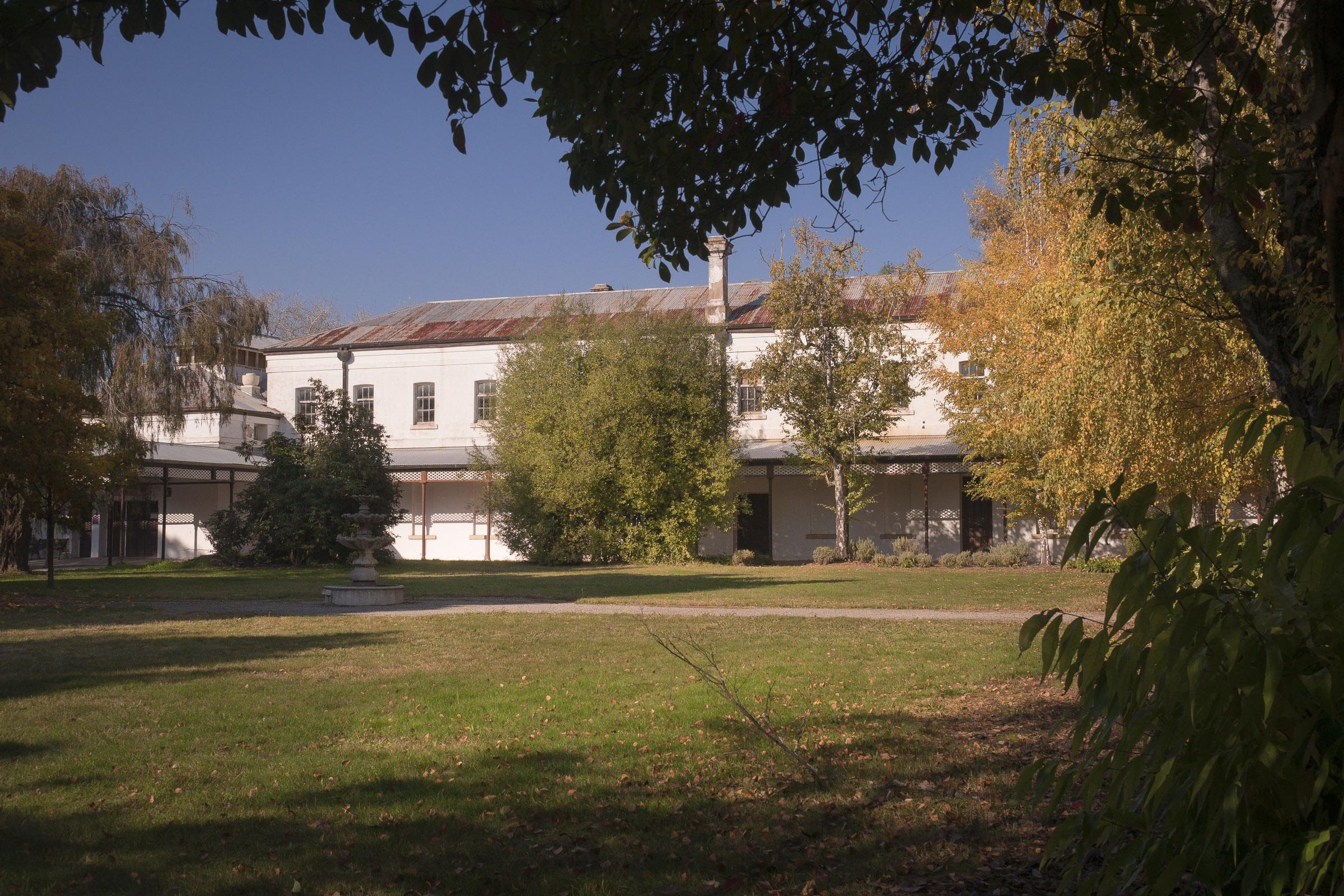 Mayday Hills precinct