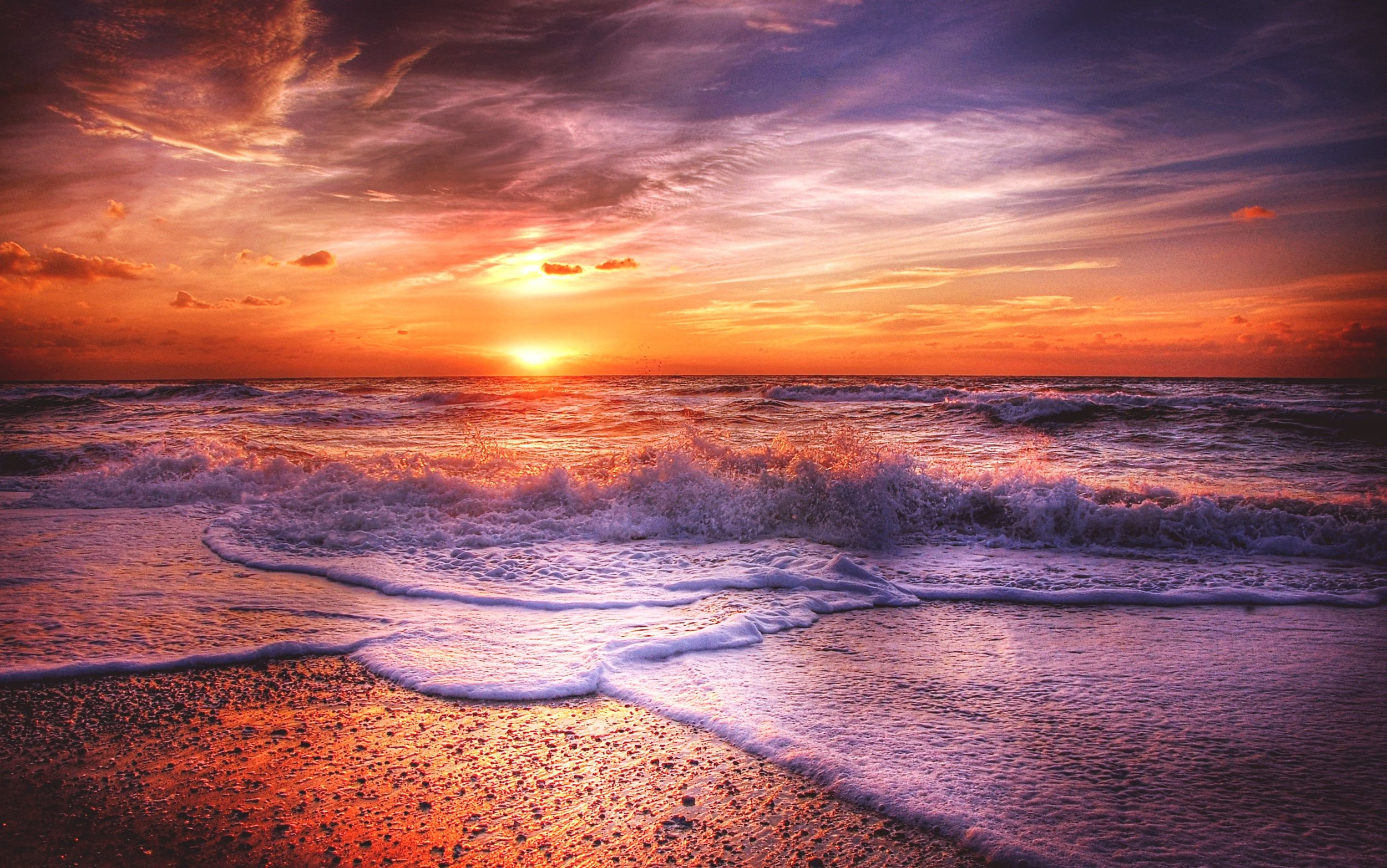 Honeymoon sunsets - How to absorb spectacular skies