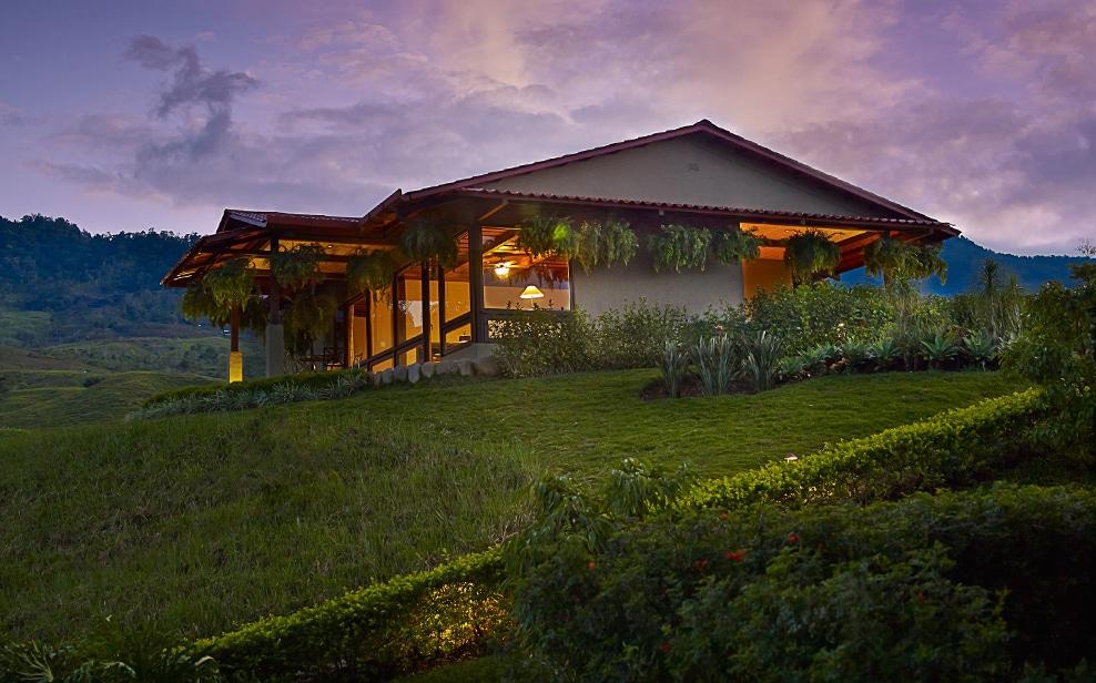 Hacienda AltaGracia - Costa Rica