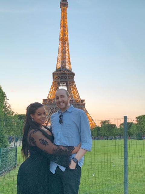 Wermer Honeymoon Paris