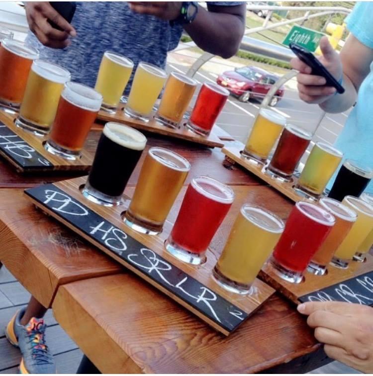 via Beach Haus Brewery