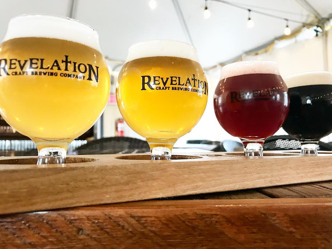 Photo by  Revelation Craft Brewing Co