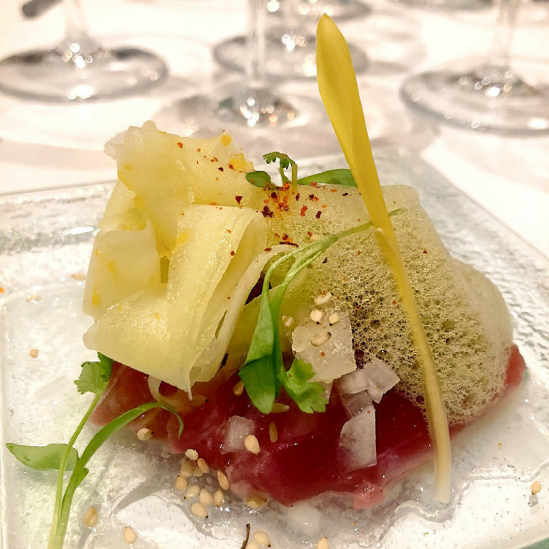 Rombaur Wine Dinner with SoDel Concepts