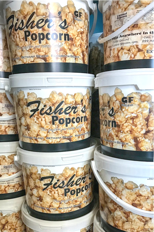 Watch How Your Favorite Boardwalk Treat is Made - Fisher's Popcorn