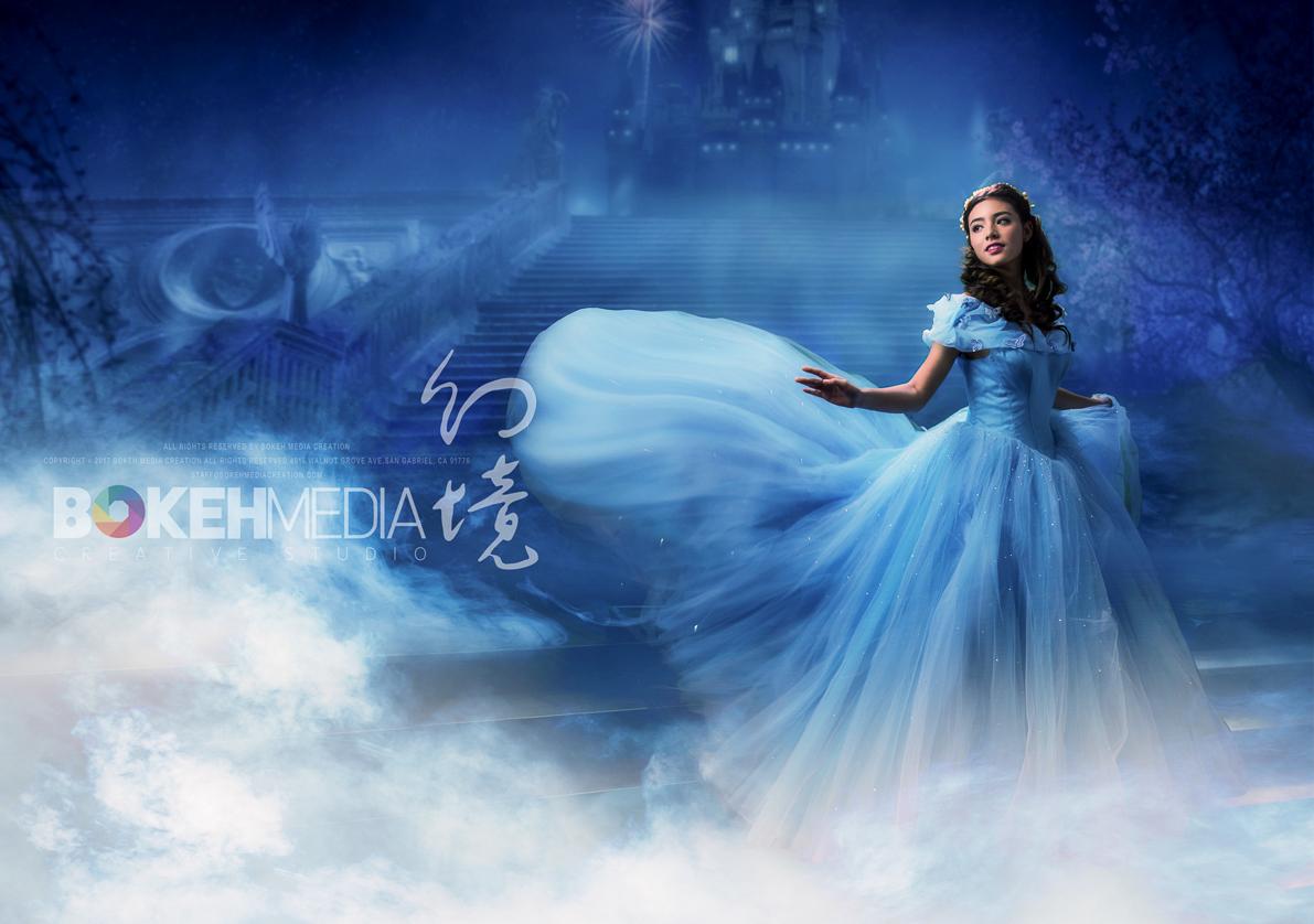 Fairyland Series - Cinderella Inspired Shoot