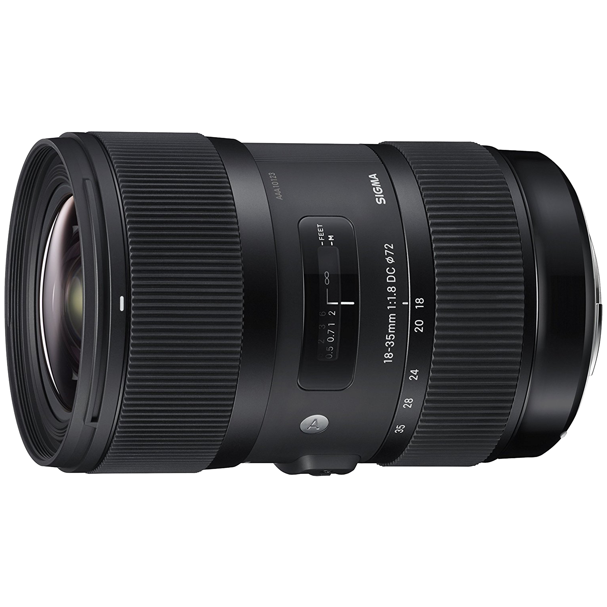 Sigma 18-35mm F1.8 DC HSM Lens -