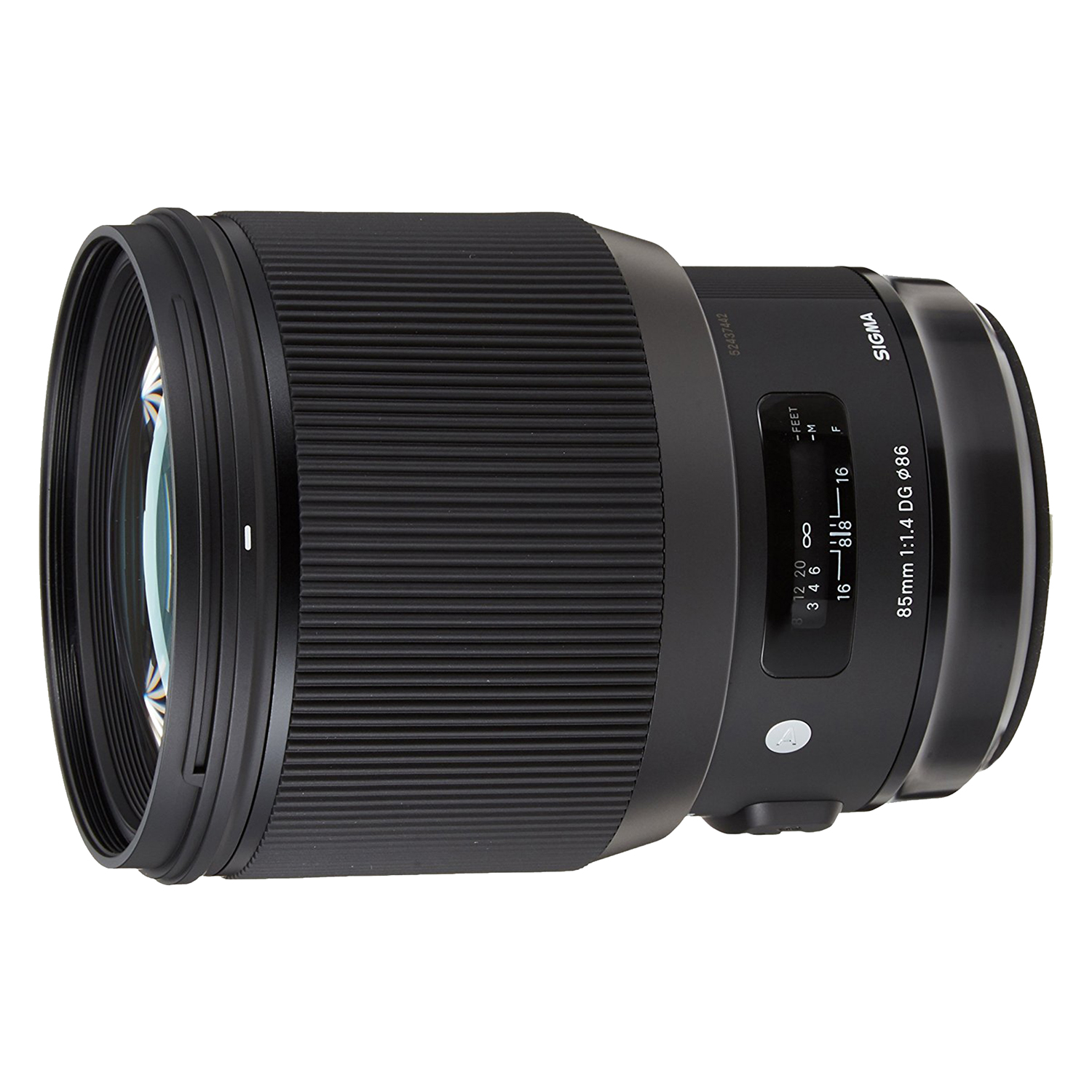 Sigma 85mm f1.4 DG HSM Art Lens -