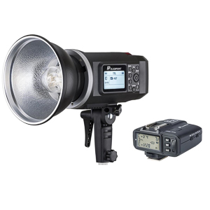 Flashpoint XPLOR 600 HSS TTL Battery-Powered Monolight -