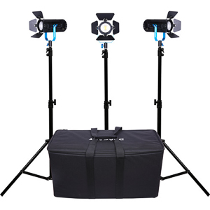 Dracast Boltray 600 Plus LED Bi-Color Light Kit -