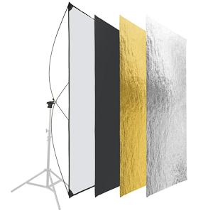 Glow Reflector Panel -