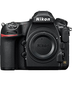Nikon D850 FX-format Digital SLR Camera Body -