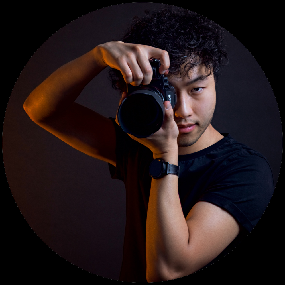 ....Sheldon - Bokeh Media Creative Director & Studio Head Videographer..    Sheldon - BM 创意总监 & 首席  摄像师....