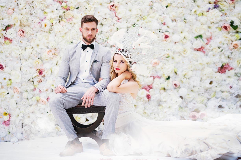 Luxury Wedding Shoot - Bokeh Wedding Photography