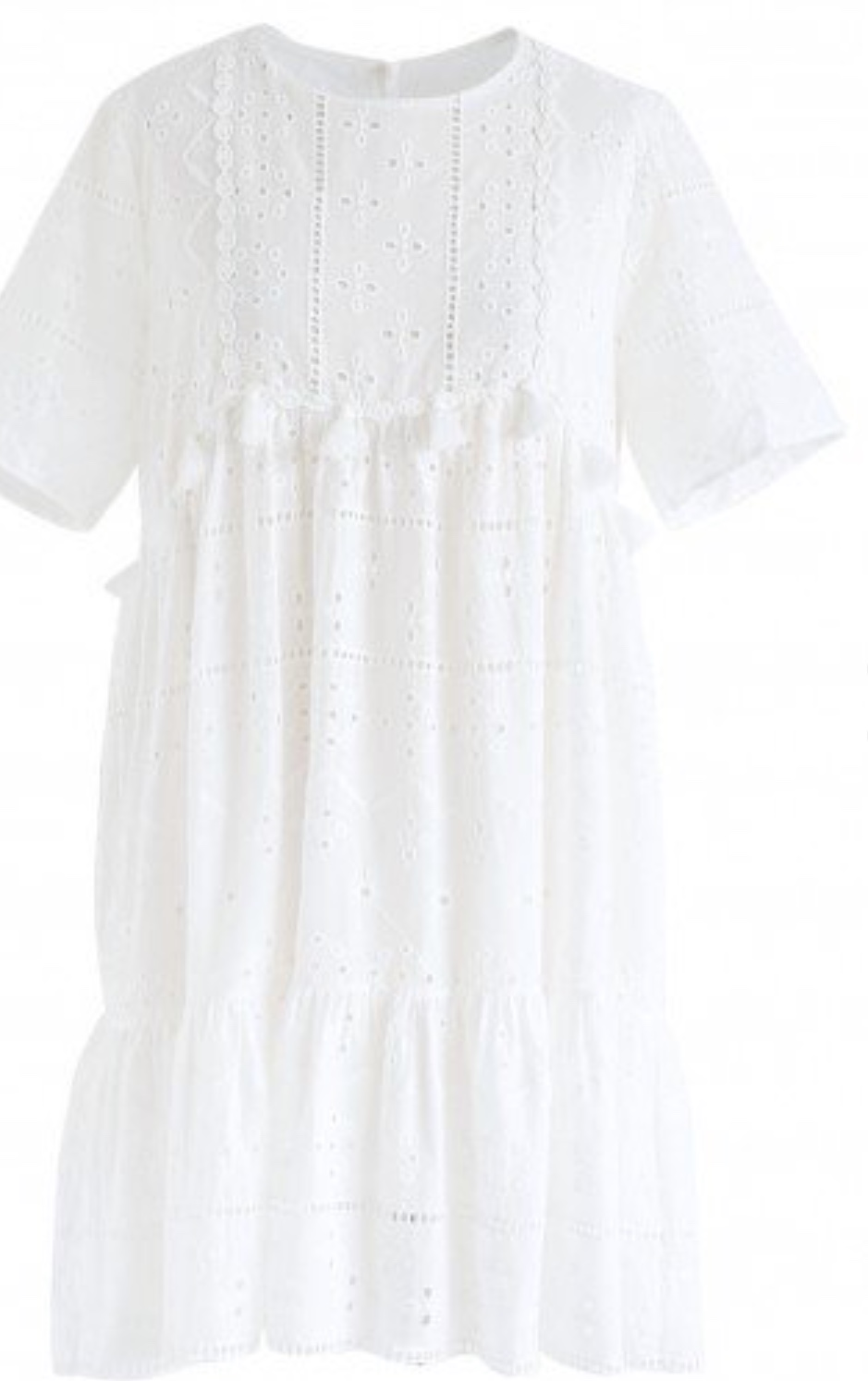 Throw on some wedges and this little dress can take you from church to brunch to work and everything in between!