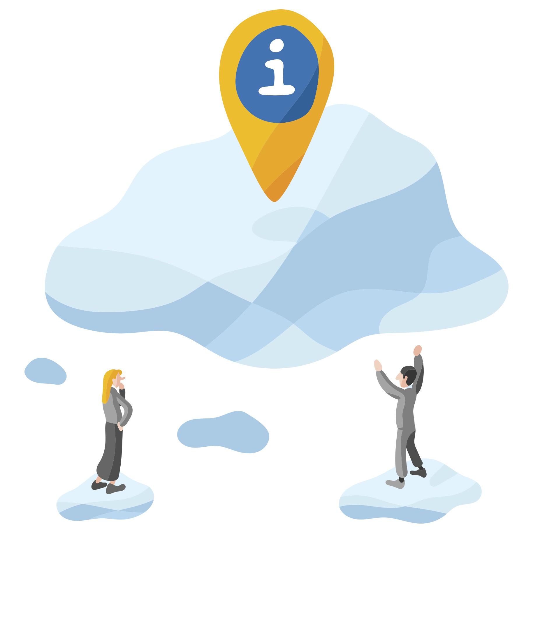 情報をクラウド化 - いつでもどこでも、どんな端末からでも日英併記の翻訳資産をボタン一つで共有し、ダウンロードできる環境を構築します。