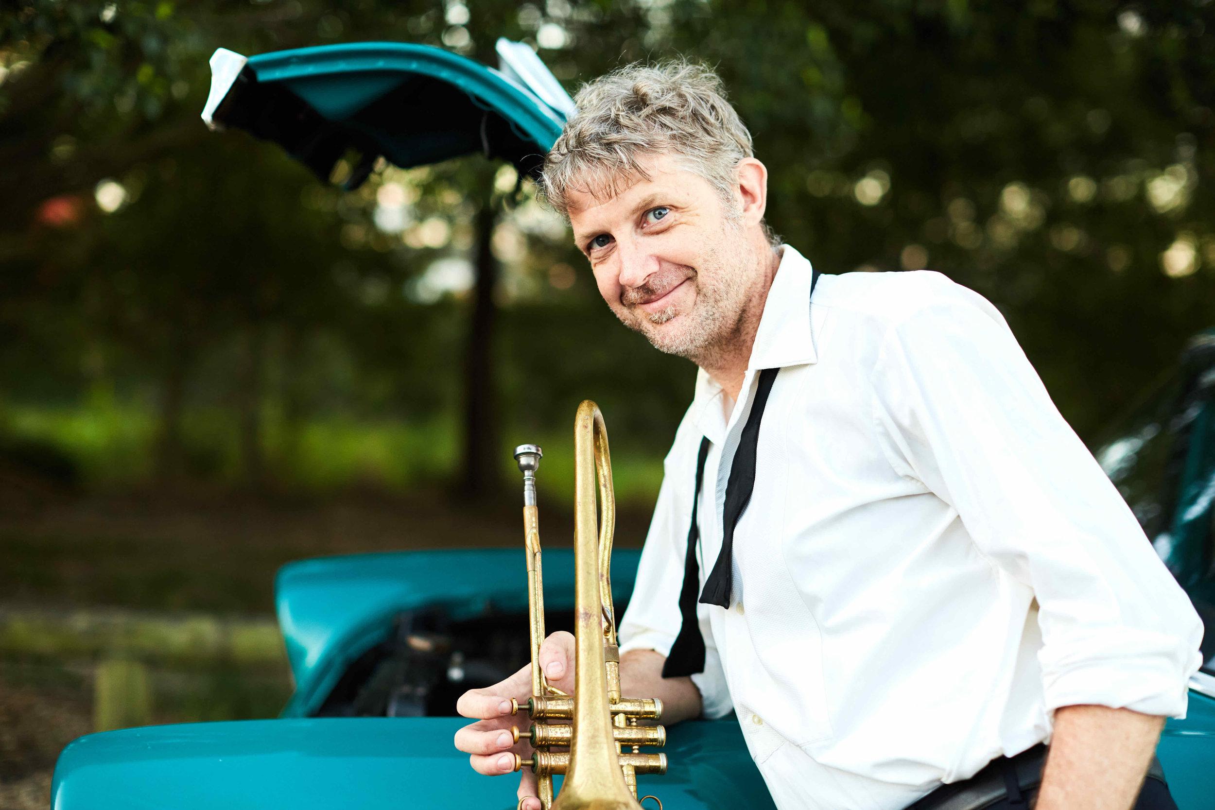 Peter Barraclough - Trumpet, Flugelhorn