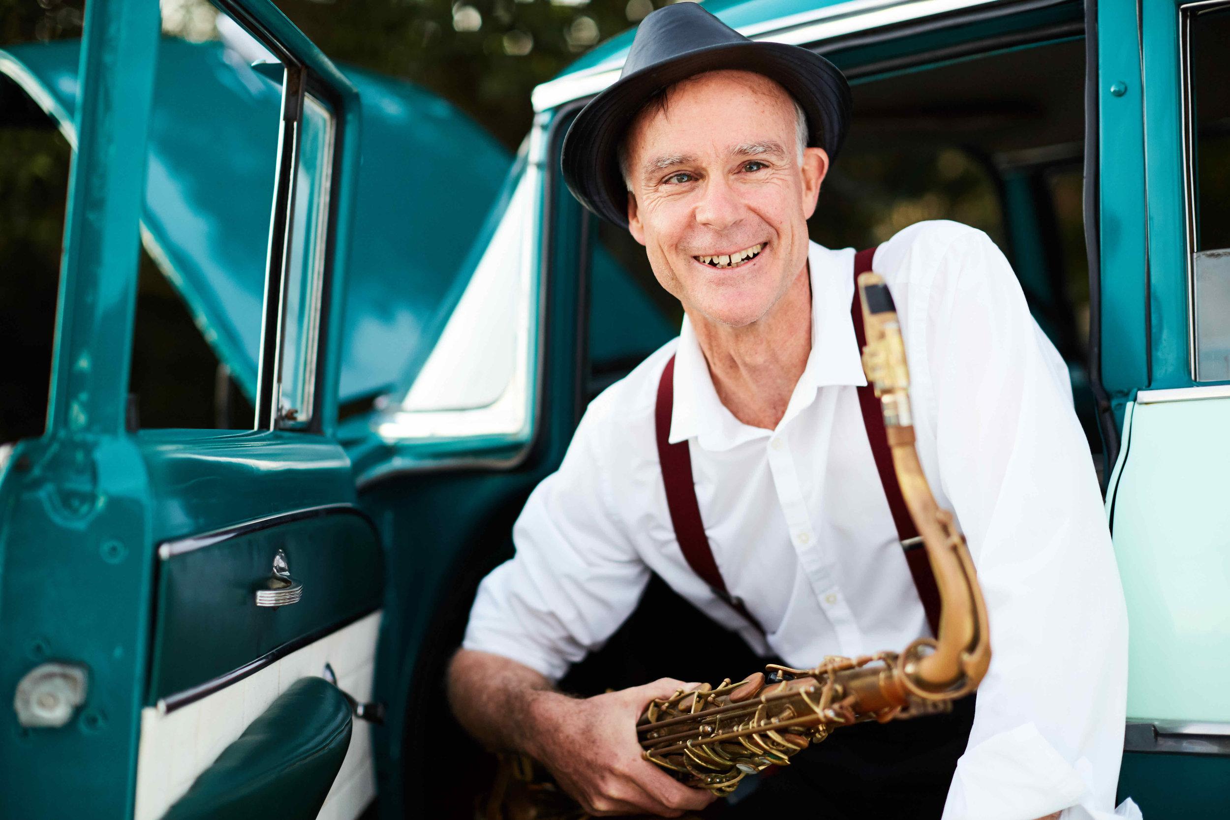 Brendan Hook - saxophones