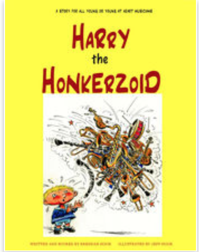 Harry the Honkerzoid - Find out who he is!