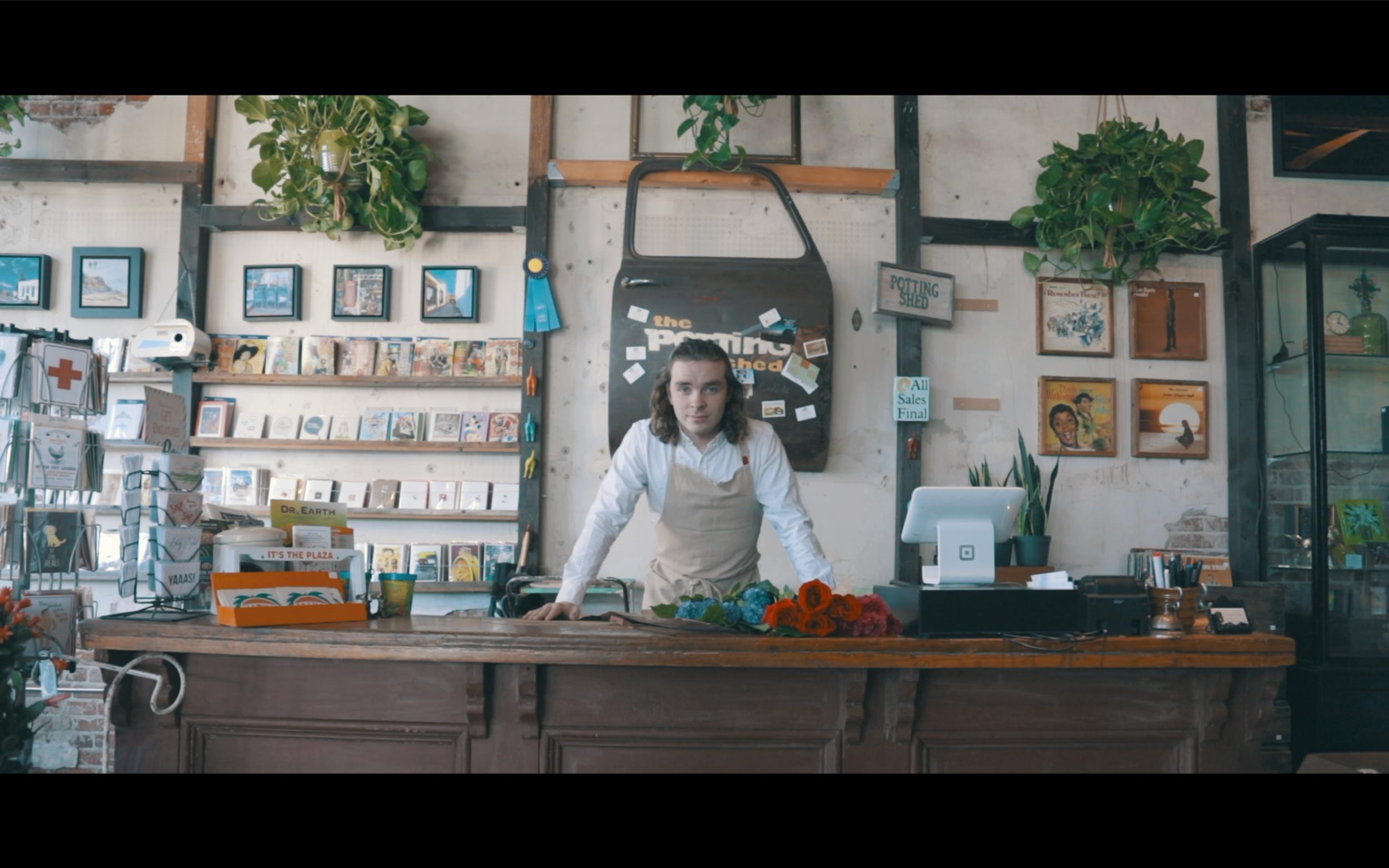 A Florist - (2018) —  Dir. Braden Joe, DP Alli Gooch, PD Emma Beeman