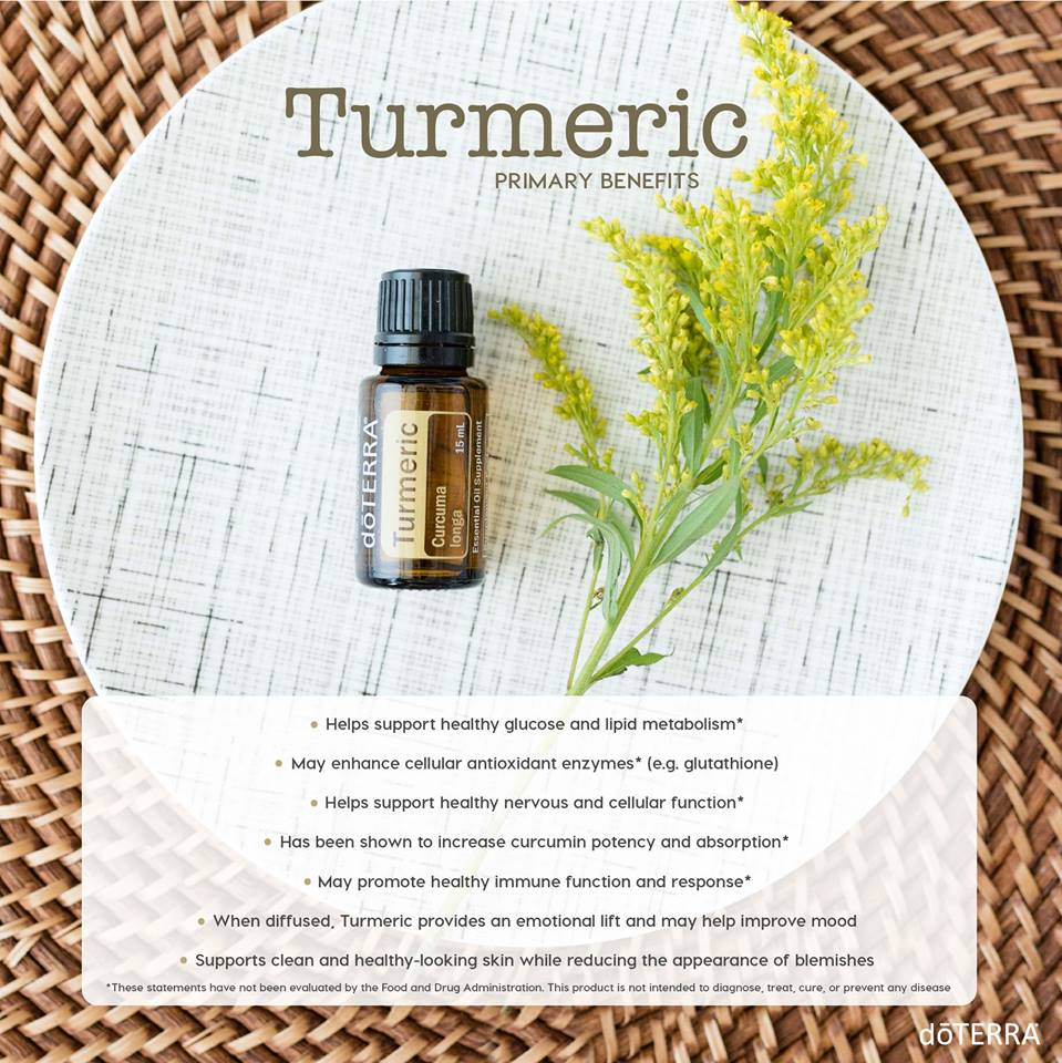 Shop for  Turmeric Essential Oil
