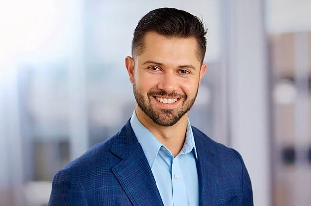 Remember our Professional Headshot Giveaway from April? Check out how awesome our winner, @alejandrokanish's headshot turned out! Head over to the next slide to hear more about what he's been up to!