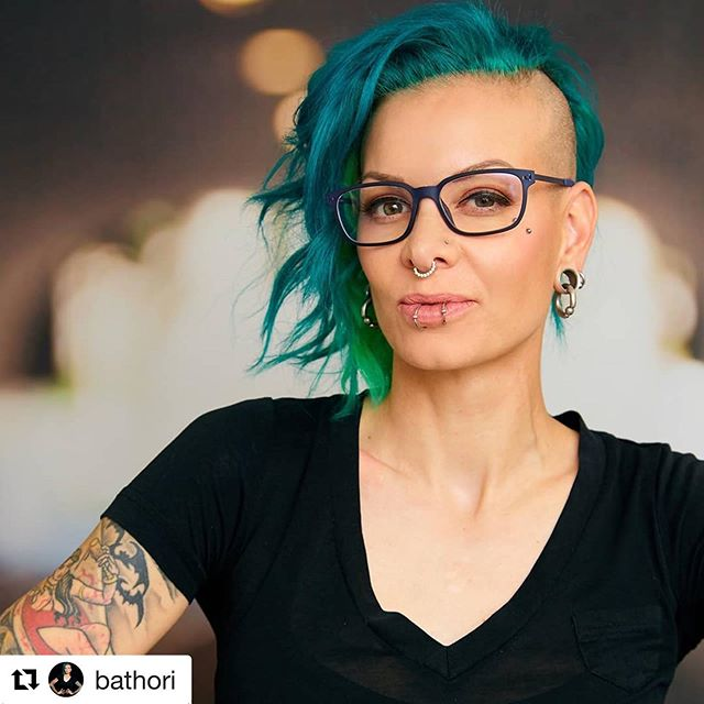 Thank you for sharing your #THTHeadshot with us @bathori! It rocks! #Repost