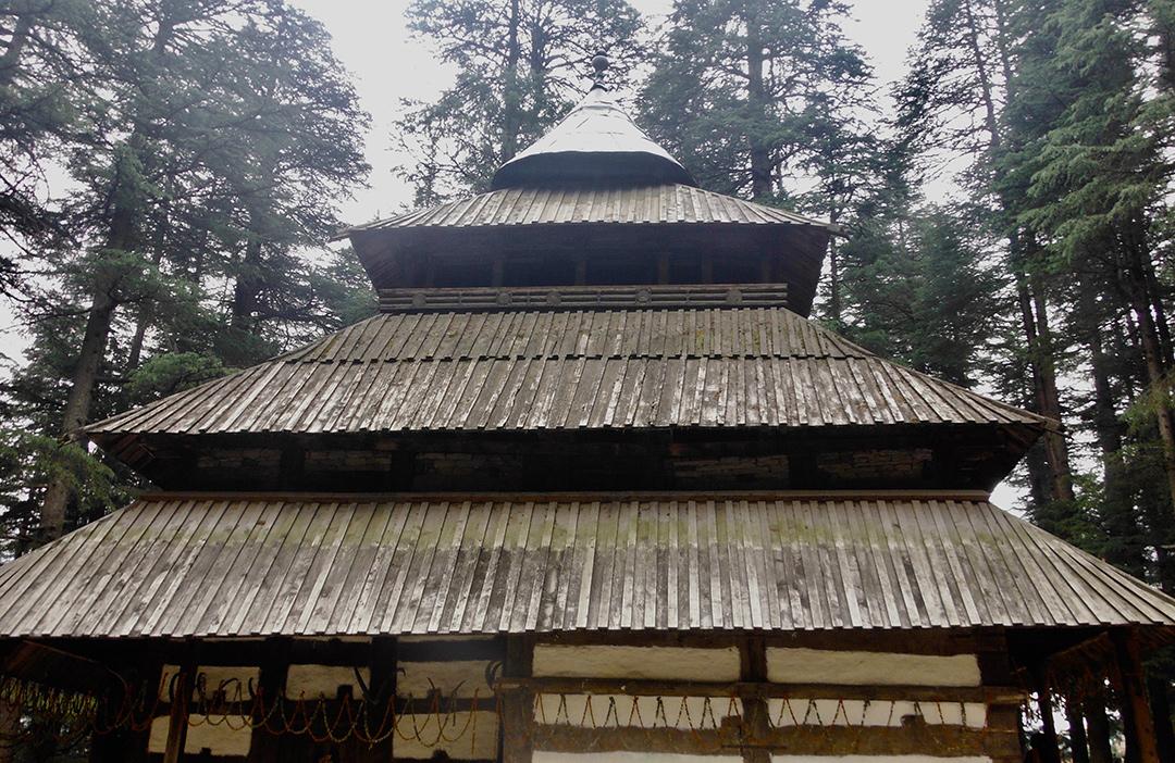 The Hadimba Temple - Manali