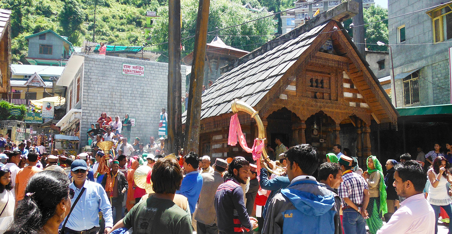 Copy of Shiva Temple in Vashisht