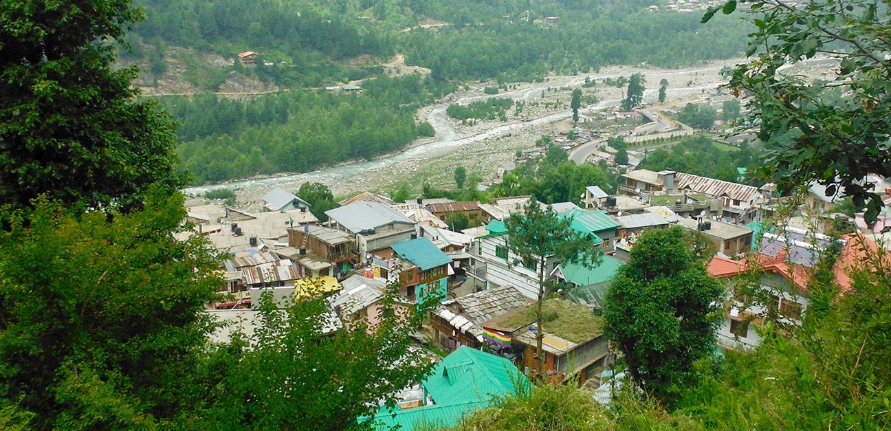 Above Vashisht