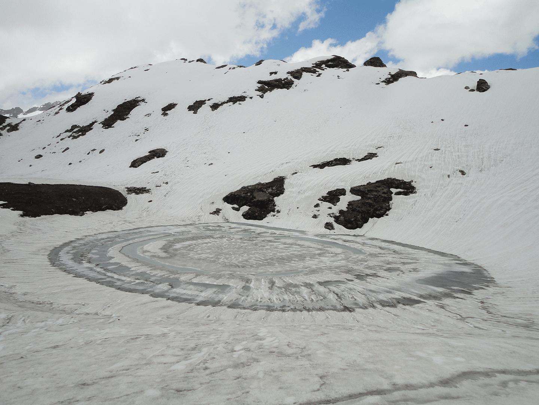 Yoga & Bhrigu lake trek in manali