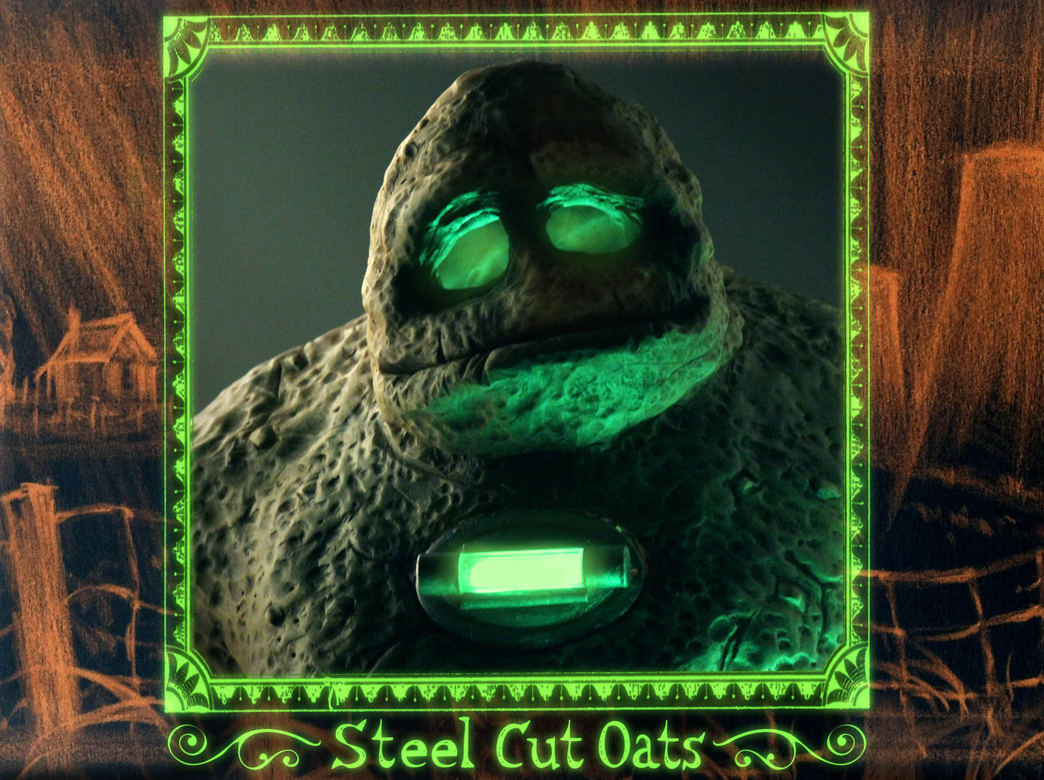 Steel Cut Oats : A film by Harry Chaskin     Click on the link above to check out the Kickstarter campaign that was used to get funding for the movie, including a lot of fun updates, crew bios, and behind the scenes stuff.