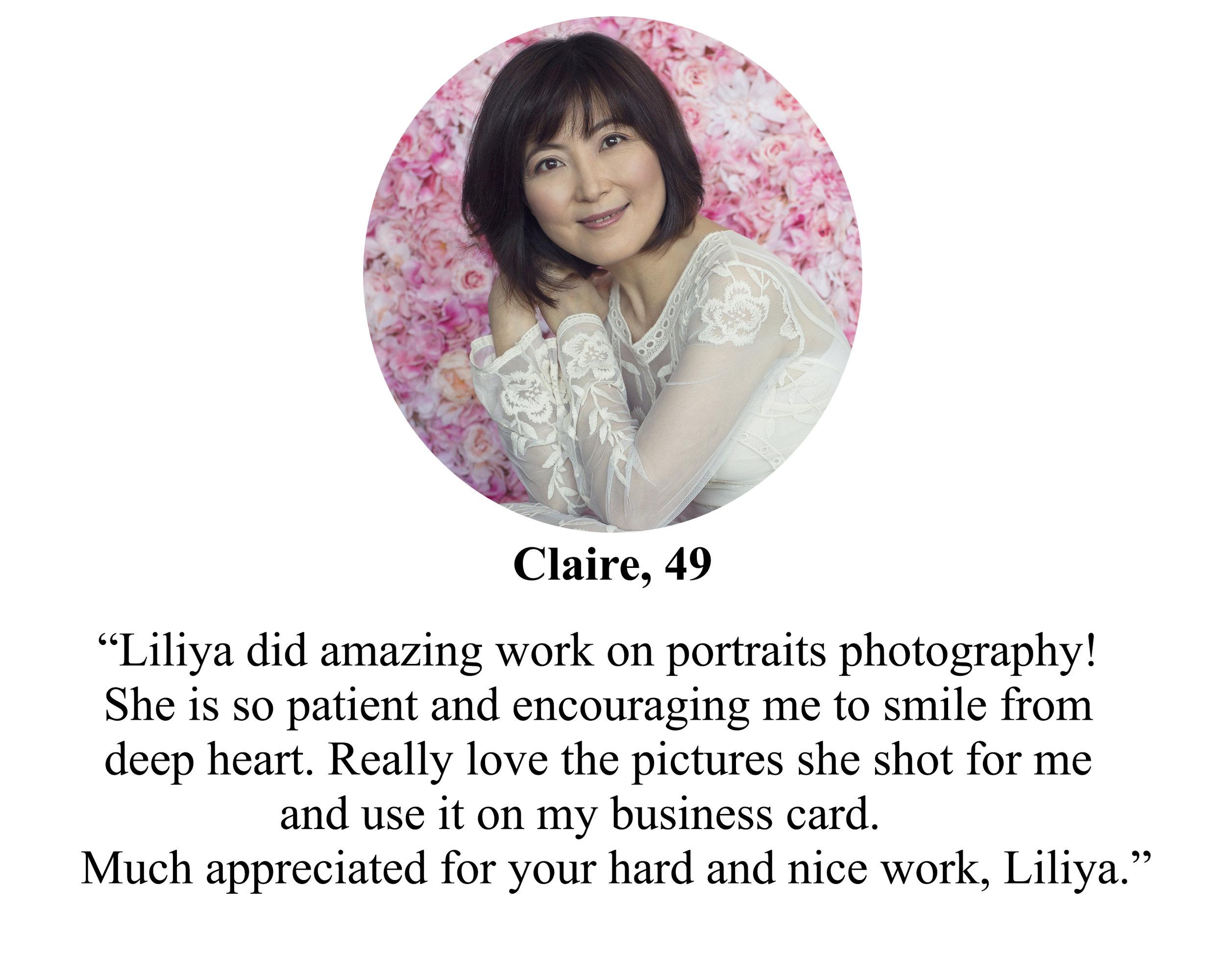Headshot photo-session for Realtors, Liliya Lubenkova Portraits