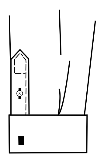 French Square Barrel