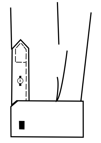 French Angled Barrel